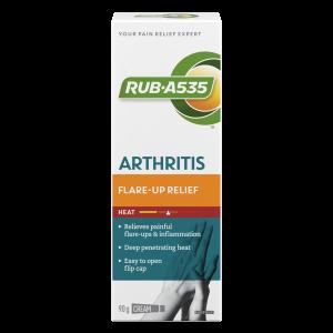 RUB·A535™ Arthritis Flare-Up Relief Cream