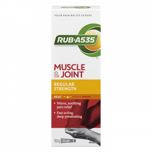 RUB·A535™ Muscle & Joint Regular Strength Heat Cream