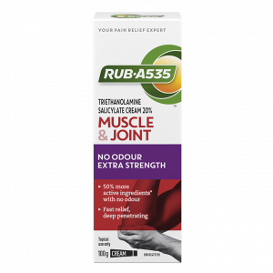 RUB·A535™ Muscle & Joint No Odour Extra Strength Cream