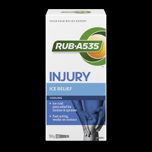 RUB·A535™ Injury Ice Relief Gel