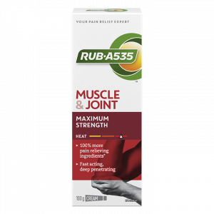 RUB·A535™ Muscle & Joint Maximum Strength Heat Cream