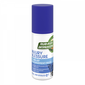RUB·A535™ Injury Ice Relief Spray