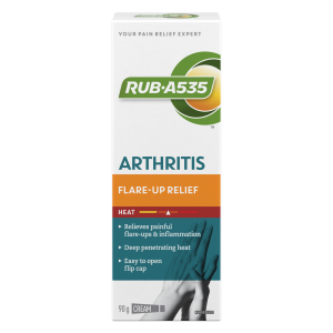 RUB·A535™ Arthritis Flare-Up Relief Cream