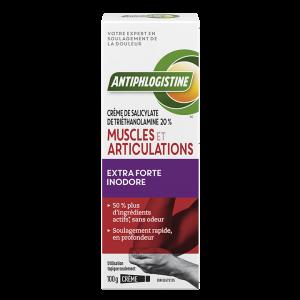 Crème extra forte inodore muscles et articulations AntiphlogistineMC