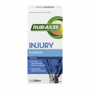 RUB·A535™ Injury Ice Relief Gel